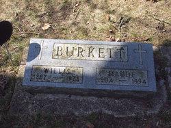 Jacob Willis Burkett