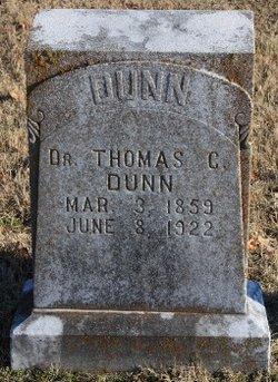 Dr Thomas Caruth Dunn