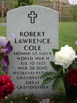 Robert Lawrence Bob Cole
