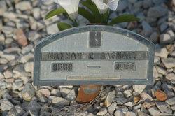 Hannah <i>Christensen</i> Bagnall