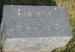 Sarah E. <i>Delay</i> Amidon
