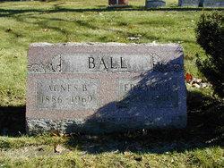 Edwin Dwight Ed Ball