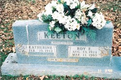 Katherine Katie <i>Perme</i> Keeton