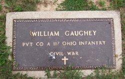 Corp William H. Caughey