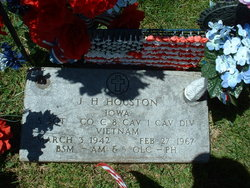 J H Houston