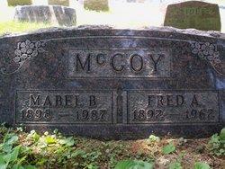 Mabel Beatrice <i>Sipes</i> McCoy