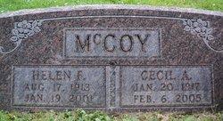 Helen F. <i>McCoy</i> McCoy