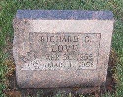 Richard G Love