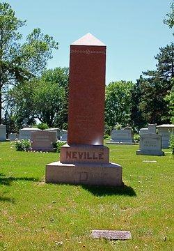 Anna E. <i>Ramsdell</i> Neville