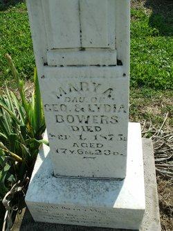 Mary A. Bowers