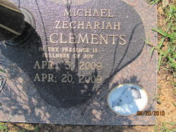 Michael Zechariah Clements
