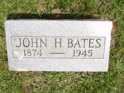 John H Bates