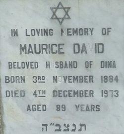 Maurice David