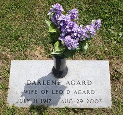 Darlene <i>Davis</i> Agard