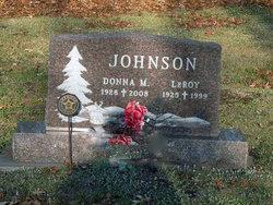 Donna M Johnson
