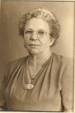 Nellie Catherine <i>Scherer</i> Anderson
