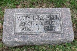 Mary Inez <i>Dunn</i> Abel
