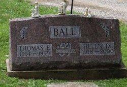 Helen D Ball