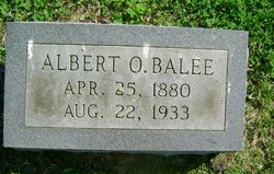 Albert O Balee