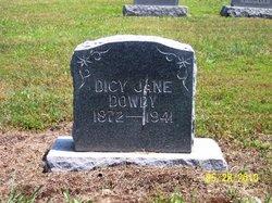 Dicy Jane Dowdy
