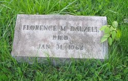 Florence M Dalzell