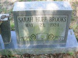 Sarah Florence Brooks
