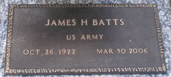 James H Batts