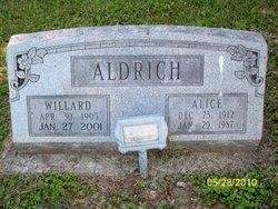 Alice Aldrich
