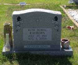 Ruth <i>Dubell</i> Rayborn