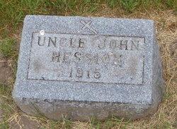 Uncle John Hession