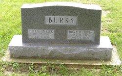 Donald Irvin Burks