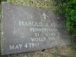 Harold Ambrose Adams