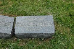 Willie Dettmer