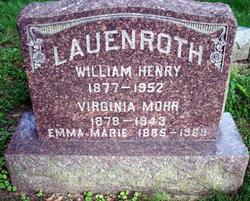 Virginia M <i>Mohr</i> Lauenroth