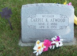 Carrie K <i>Dix</i> Atwood