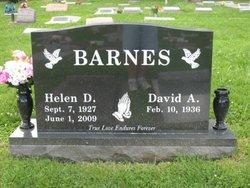 Helen D <i>Fritz</i> Barnes