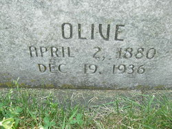 Olive Foster