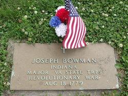 Joseph Bowman