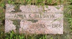 Anna Kathryn <i>Bishop</i> Baldwin