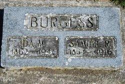 Samuel Reese Burgess