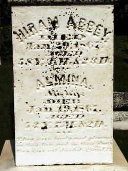 Almina <i>Barnum</i> Abbey