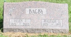 Helen Jean <i>MacCallum</i> Bagby