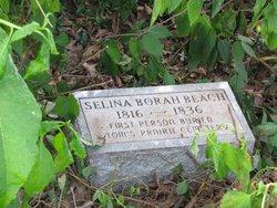 Selina <i>Borah</i> Beach