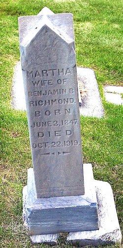 Martha Richmond