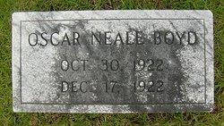 Oscar Neale Boyd