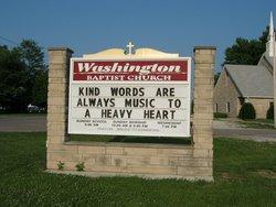Washington Baptist Church Cemetery
