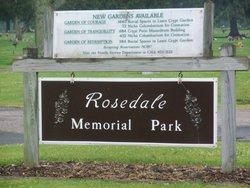Rosedale Memorial Park
