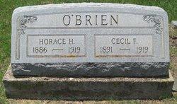 Cecil <i>Fuqua</i> O'Brien