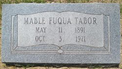 Mable <i>Fuqua</i> Tabor