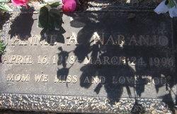 Annie A. <i>Apodaca</i> Naranjo